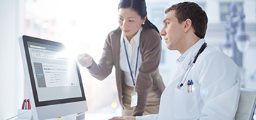 Transforming data into health care business intelligence